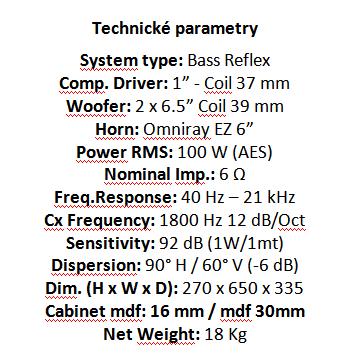 zingali-hm-evo-central-2-6-technical-parameters
