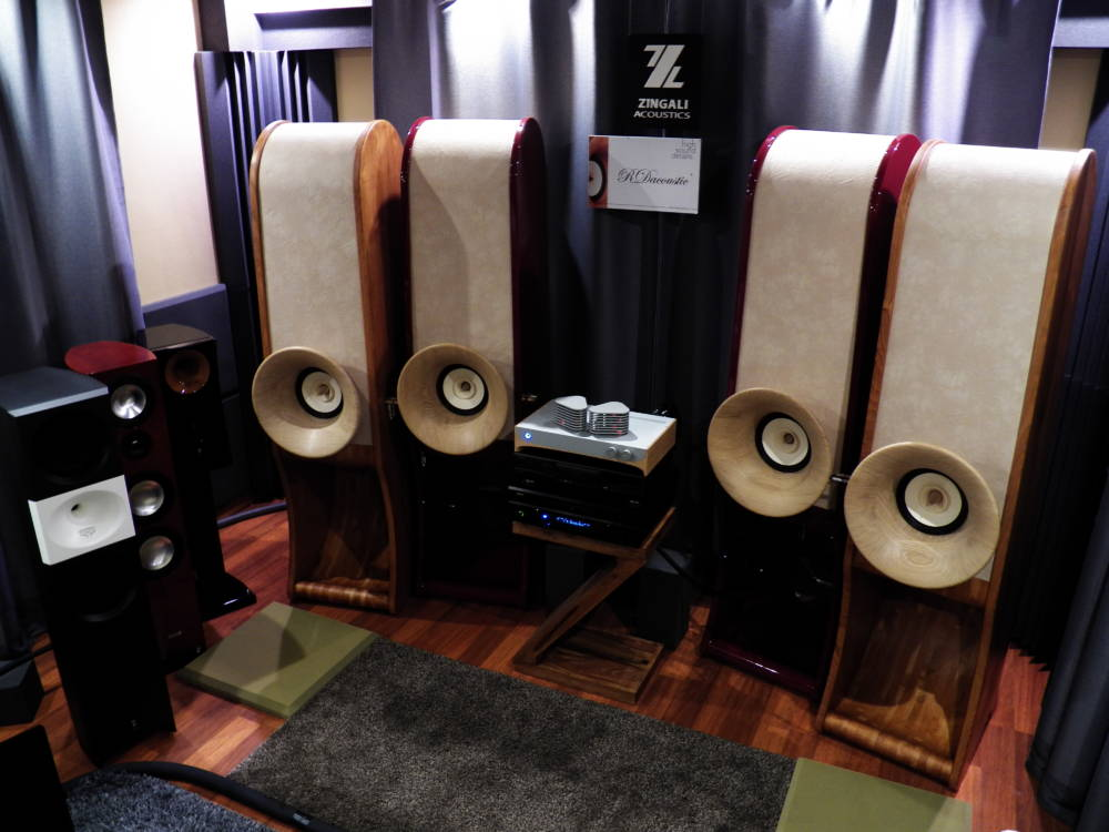 HiFi STUDIO EVEREST - HighEnd HiFi Audio / poslechové studio