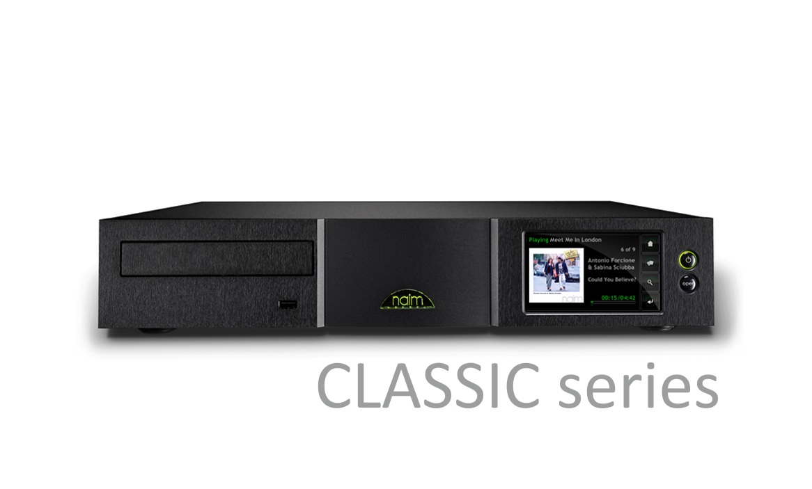 NAIM AUDIO CLASSIC SERIES
