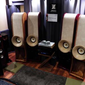 HiFi STUDIO EVEREST - HighEnd HiFi Audio / poslechové studio RDACOUSTIC AND HIFI EVEREST PHOTO