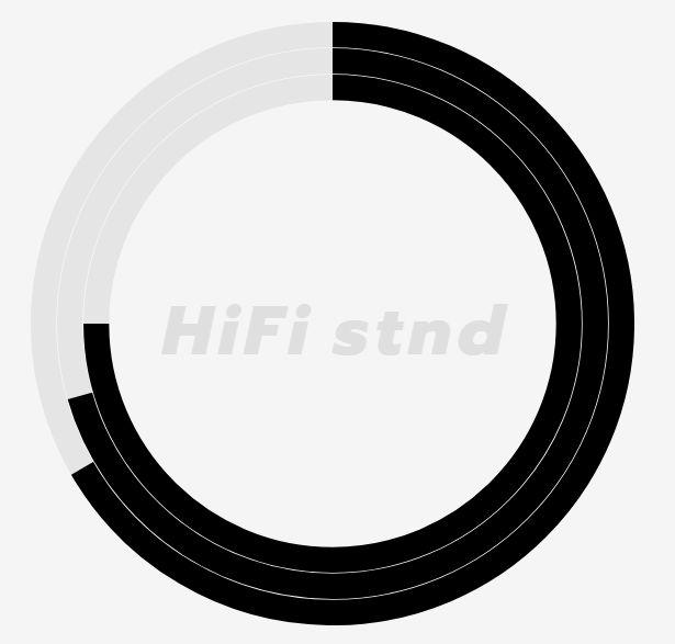hifi stand JOZZE