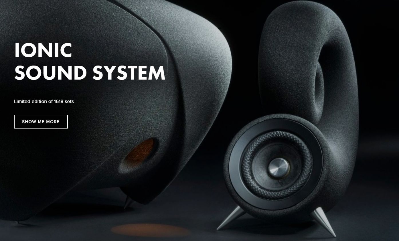 IONIC SOUND SYSTEM FOTO GALERIE