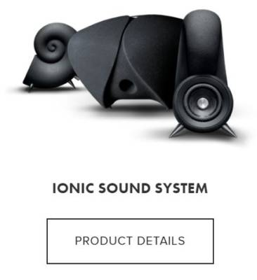 IONIC SOUND SYSTEM PRODUCT DETAILS