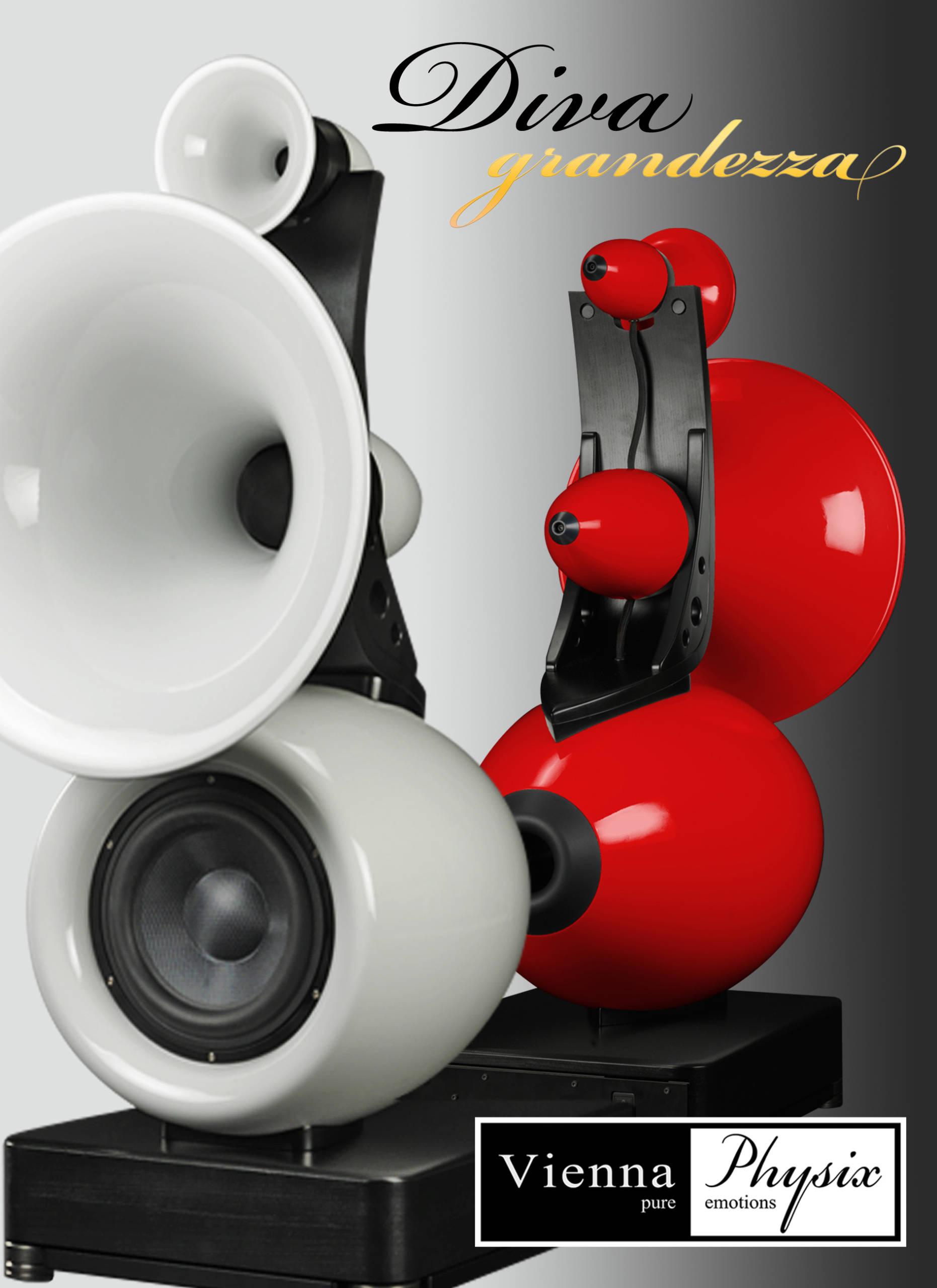 Diva grandezza RED & WHITE