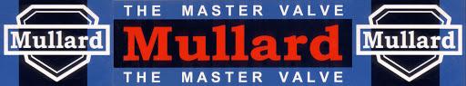 mullard horizontal banner